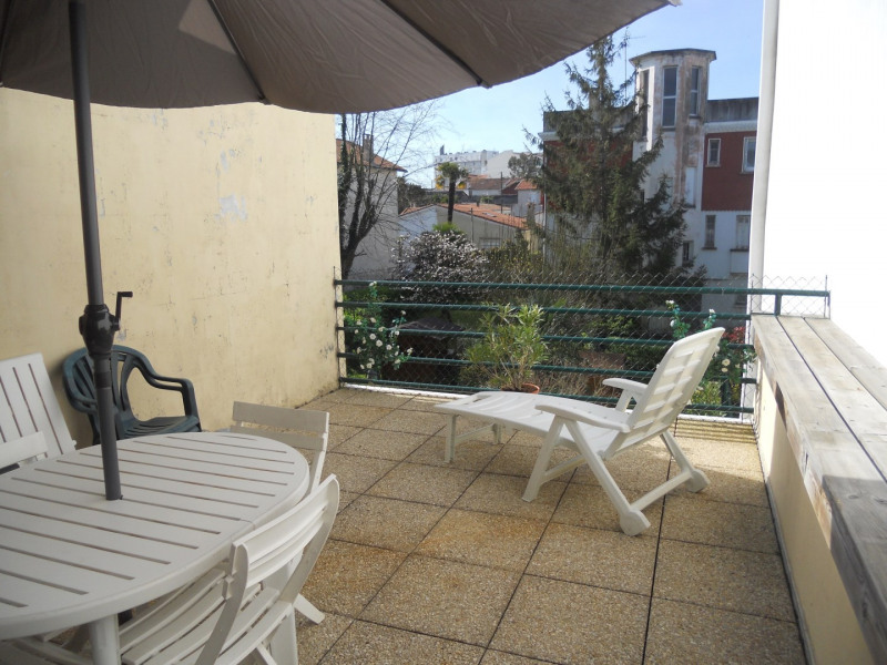 Vacation rental apartment Royan 550€ - Picture 1