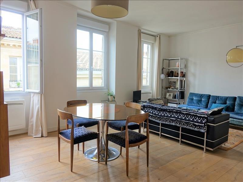 Vente de prestige appartement Bordeaux 468000€ - Photo 1