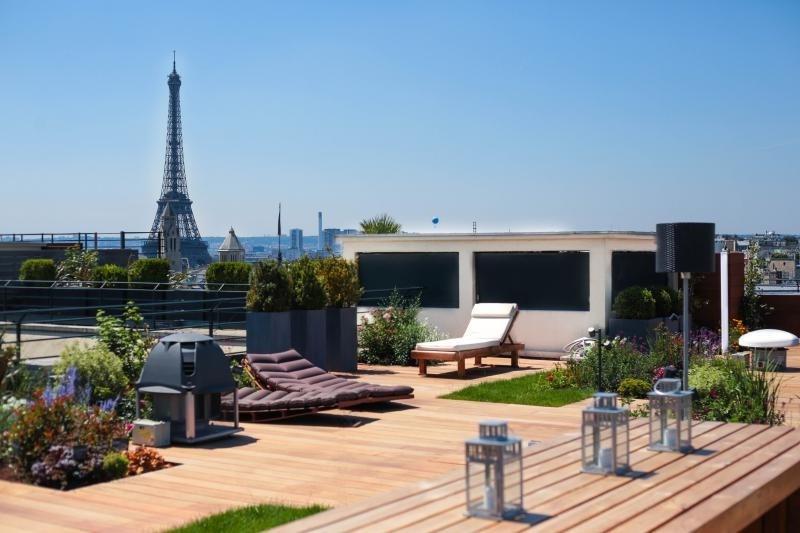 Deluxe sale apartment Paris 8ème 10500000€ - Picture 2