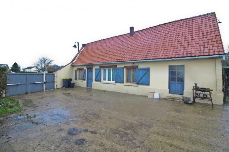 Vente maison / villa Nouvion 128000€ - Photo 1