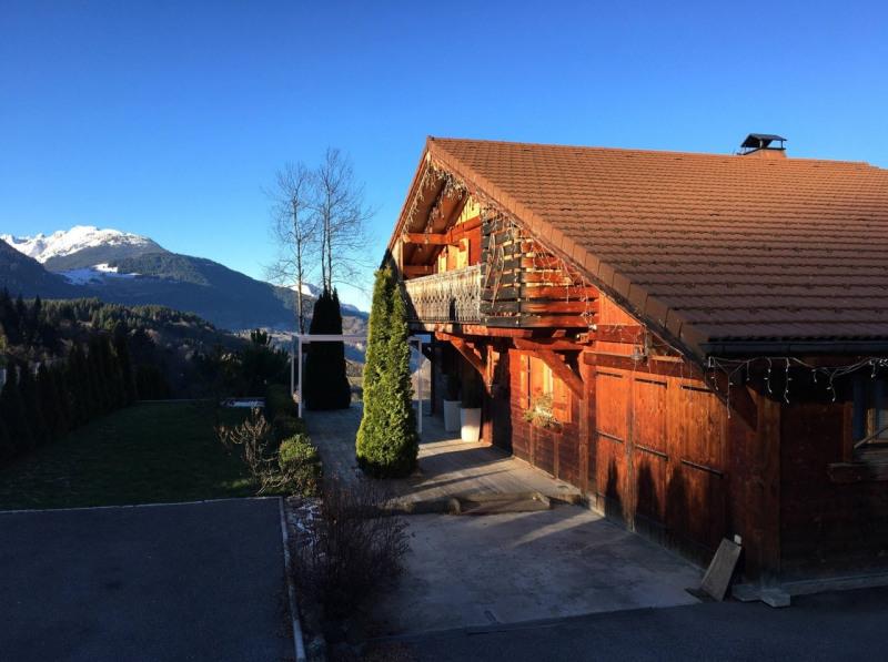 Vente de prestige maison / villa Les carroz 700000€ - Photo 10