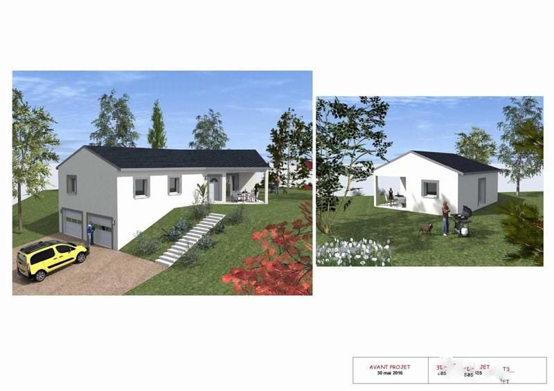Sale house / villa Beausemblant 265995€ - Picture 5