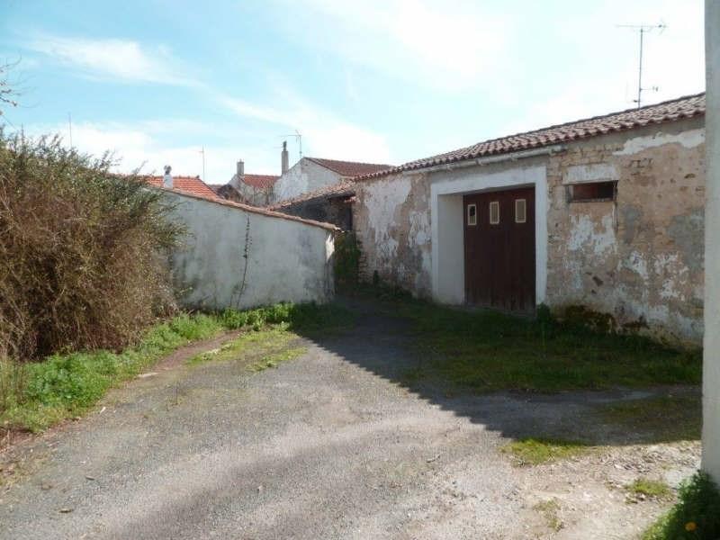 Vente maison / villa Le chateau d'oleron 158000€ - Photo 7