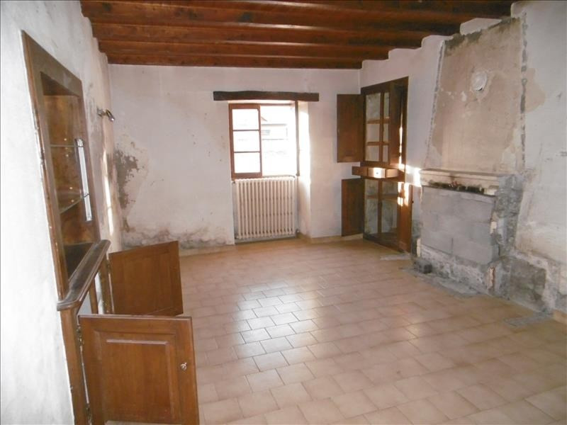 Vente maison / villa Conjux 99 000€ - Photo 2