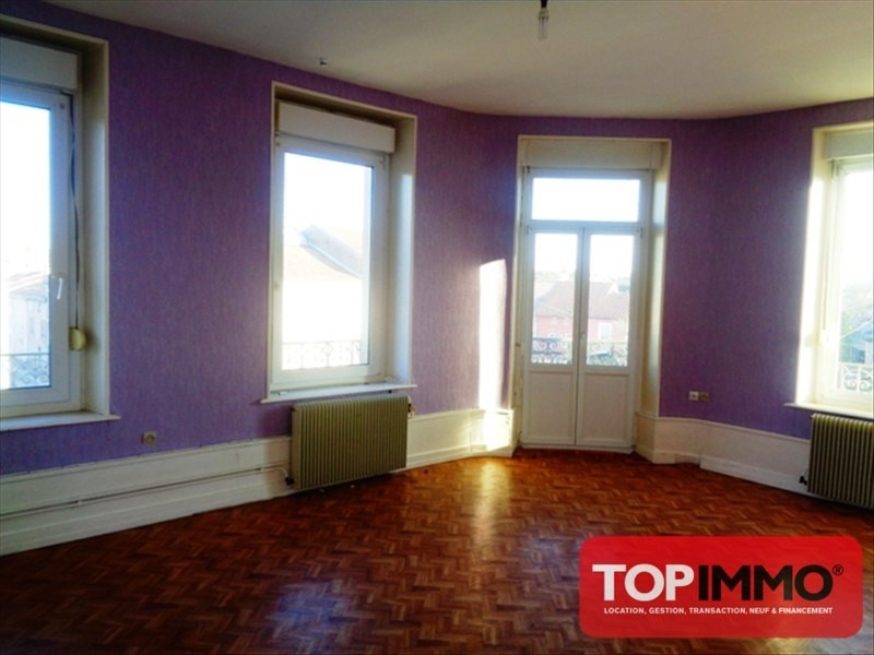 Vente immeuble Rambervillers 55 000€ - Photo 1