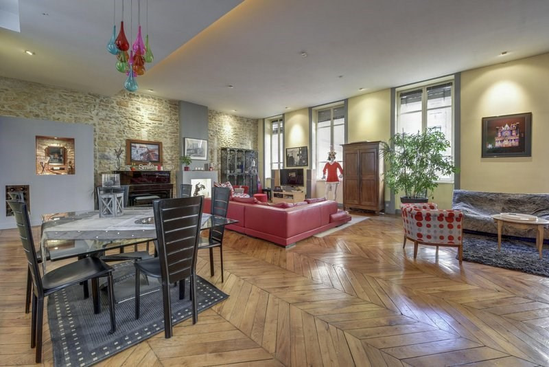 Deluxe sale apartment Lyon 1er 1250000€ - Picture 2