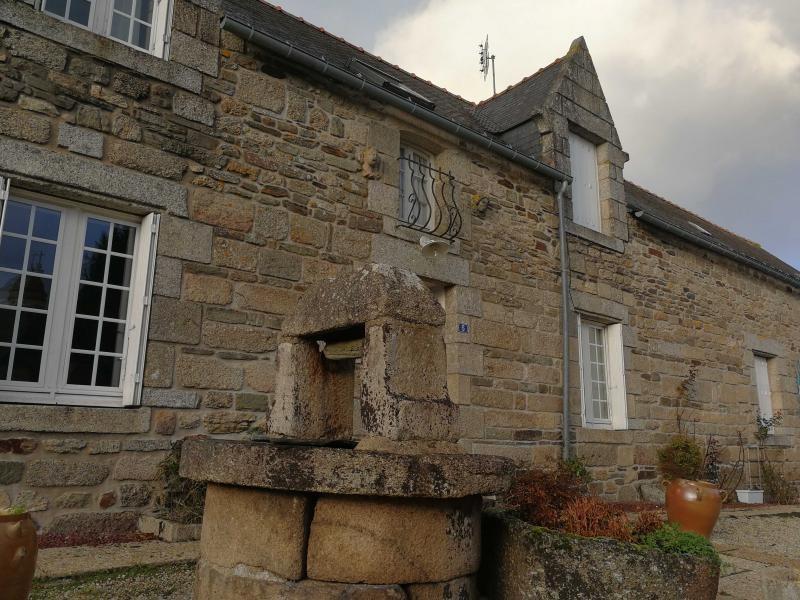Sale house / villa Plounevez quintin 164100€ - Picture 14