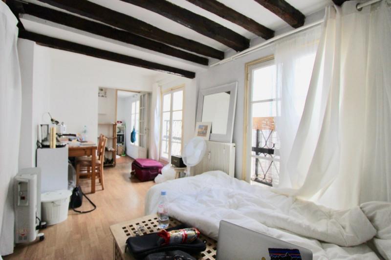 Vente appartement Paris 3ème 307000€ - Photo 1
