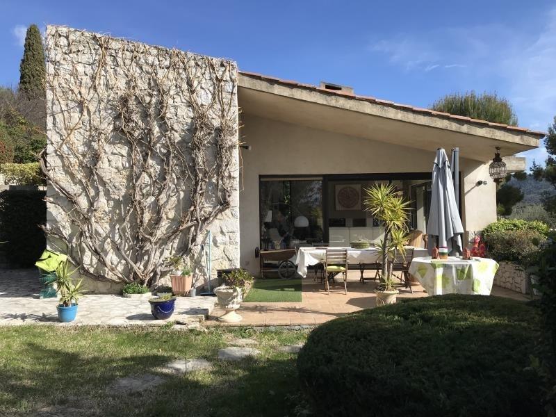 Vente de prestige maison / villa Falicon 997500€ - Photo 5