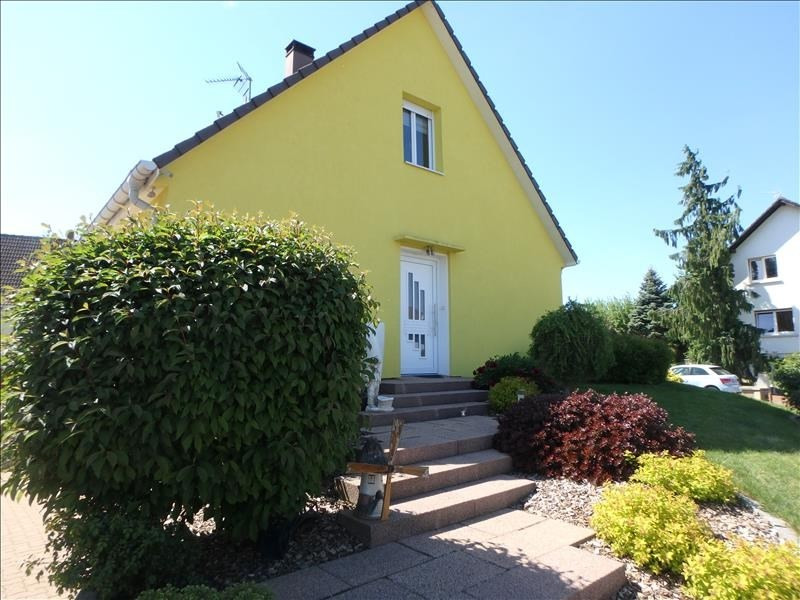 Sale house / villa Hochfelden 316 500€ - Picture 1
