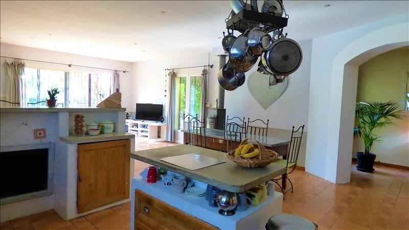 Sale house / villa Monteux 449000€ - Picture 2