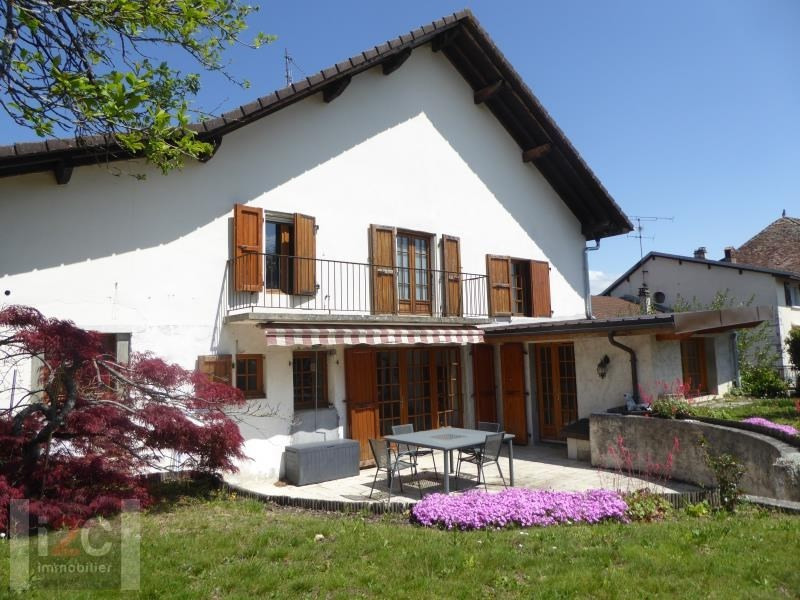 Vendita casa Challex 545000€ - Fotografia 1