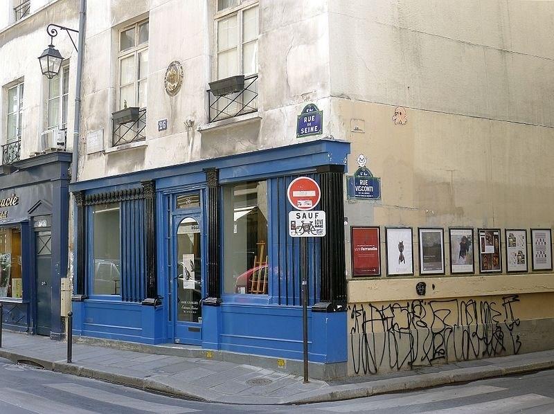 armazém Paris 6ème 150000€ - Fotografia 2