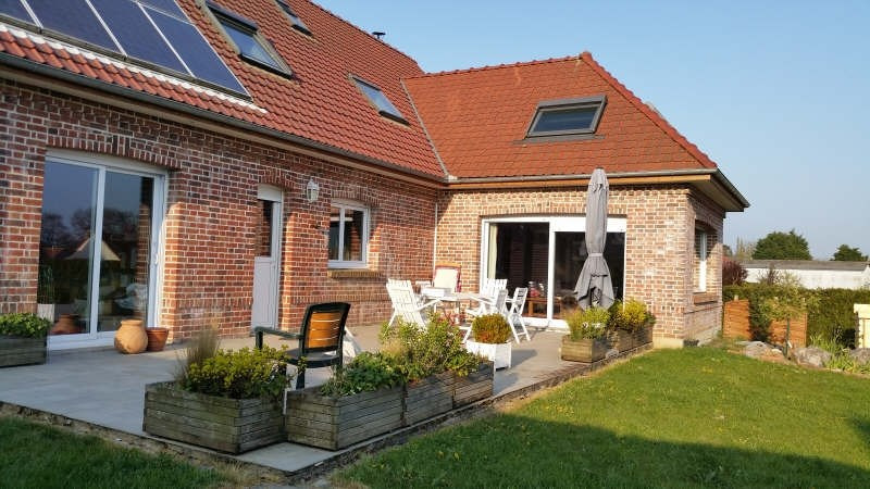 Vente maison / villa Arras 514000€ - Photo 2