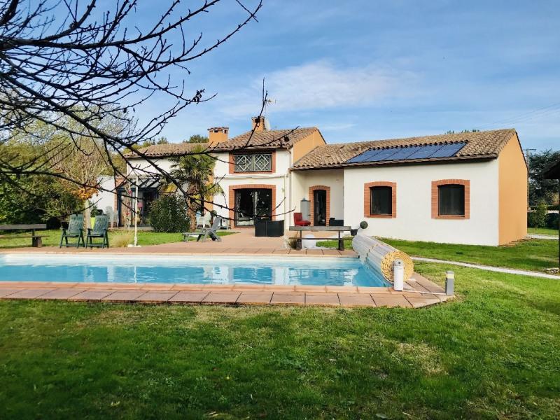 Sale house / villa Pechbonnieu 459000€ - Picture 1