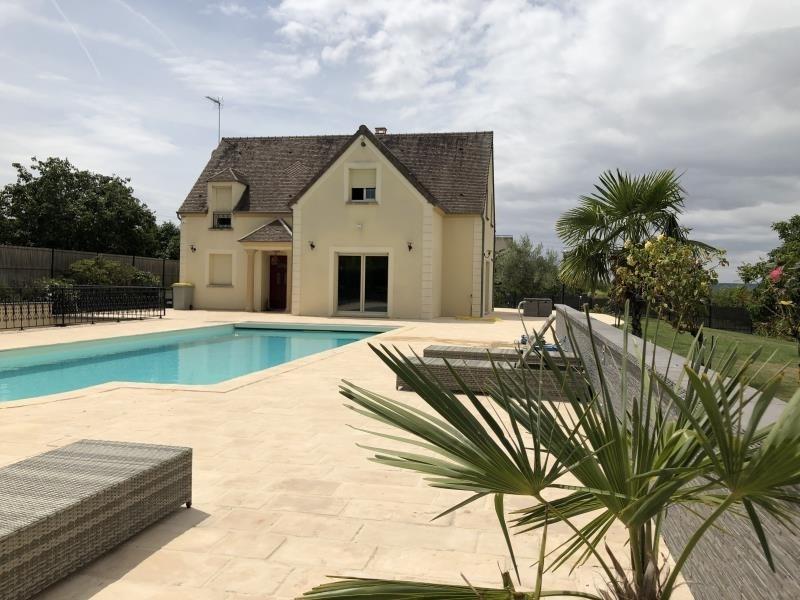 Vente maison / villa St martin la garenne 535000€ - Photo 1