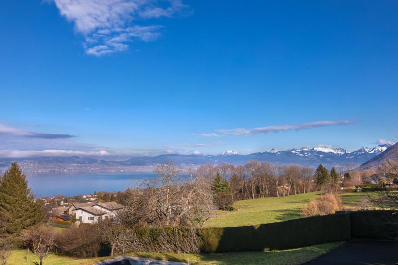 NEUVECELLE -Villa avec vue sur le lac Léman
