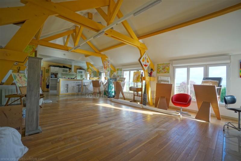 Sale house / villa Lyons la foret 365000€ - Picture 10