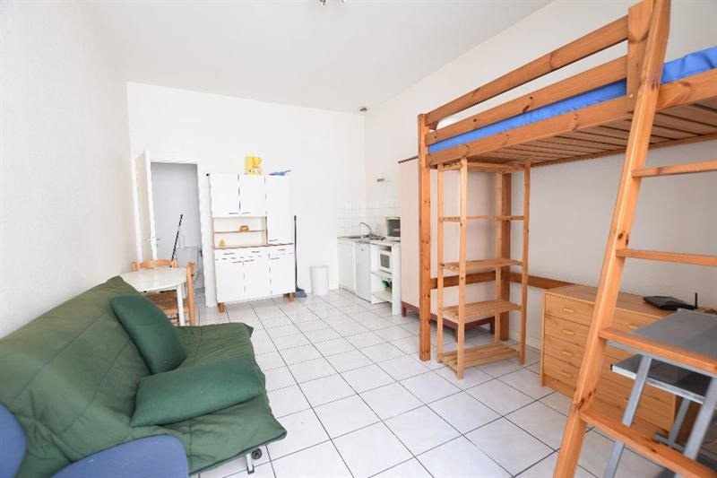 Rental apartment Brest 320€ CC - Picture 1