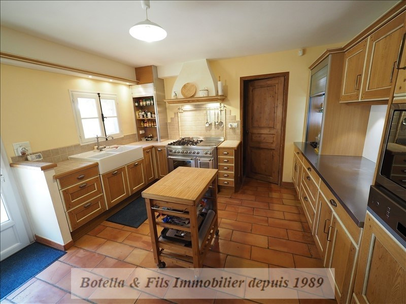 Verkoop van prestige  huis Uzes 610000€ - Foto 7