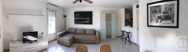 Verkoop  appartement Le golfe juan 254000€ - Foto 2