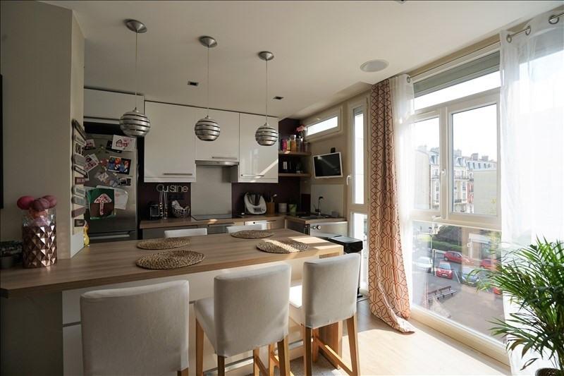 Verkoop  appartement Bois colombes 496800€ - Foto 3