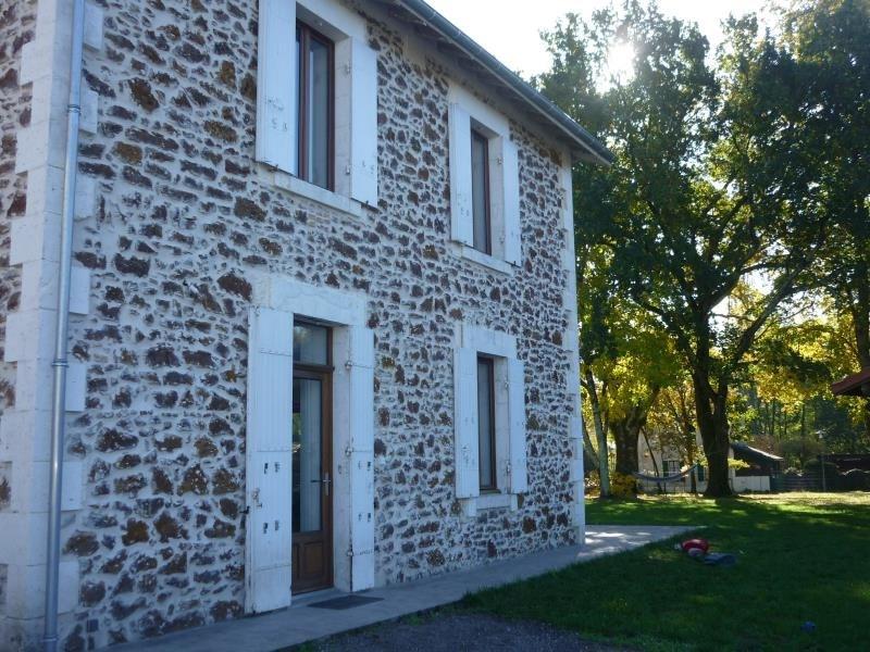 Sale house / villa Commensacq 260000€ - Picture 2