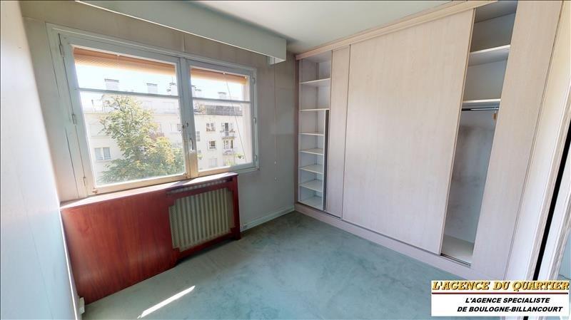Vente appartement Boulogne billancourt 624000€ - Photo 7