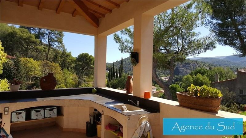 Vente de prestige maison / villa Roquevaire 595000€ - Photo 10