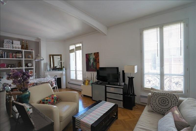 Sale apartment Asnieres sur seine 280800€ - Picture 1