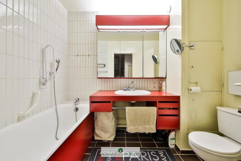 Vente de prestige appartement Paris 17ème 1140000€ - Photo 5