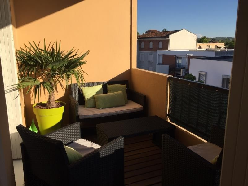Rental apartment Montauban 570€ CC - Picture 1