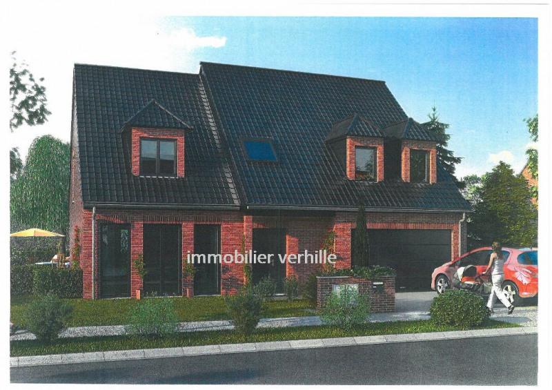 Sale building Fleurbaix 380000€ - Picture 1