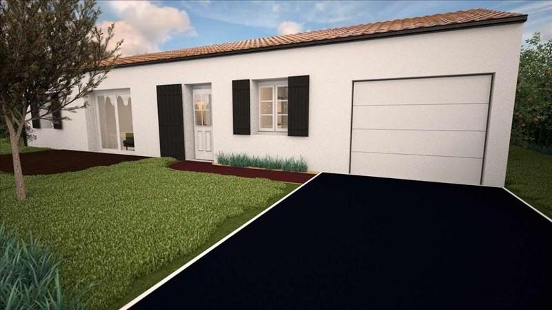 Produit d'investissement maison / villa Talmont st hilaire 210000€ - Photo 3