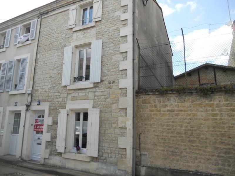 Vente maison / villa St maixent l ecole 137800€ - Photo 1