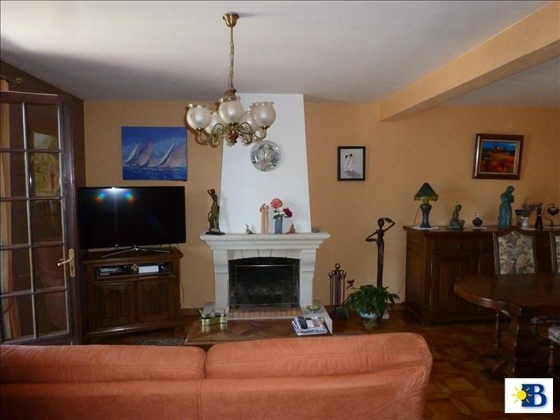 Vente maison / villa Oyre 163240€ - Photo 5