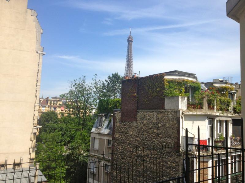 Rental apartment Paris 16ème 3380€ CC - Picture 12
