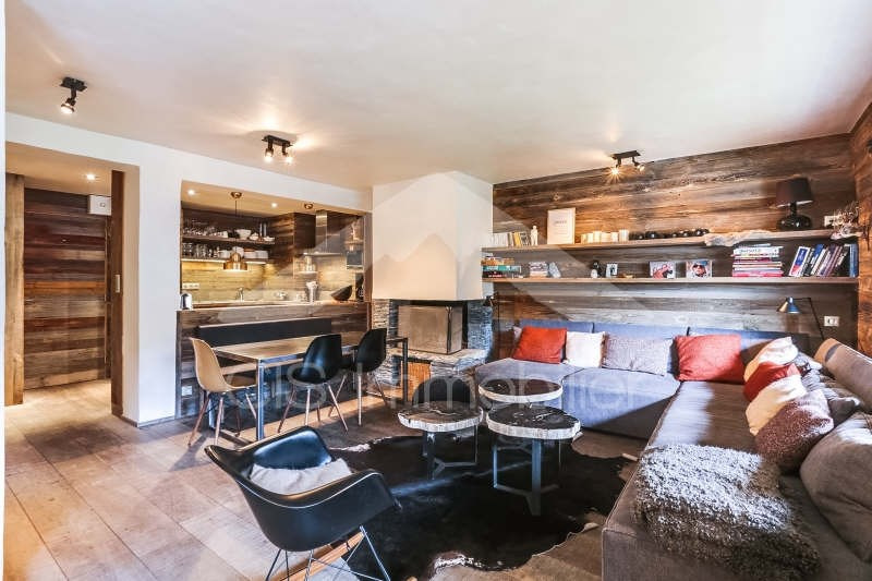 Deluxe sale apartment Meribel 1190000€ - Picture 1