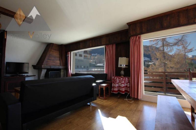 Vente de prestige appartement Megève 997500€ - Photo 3