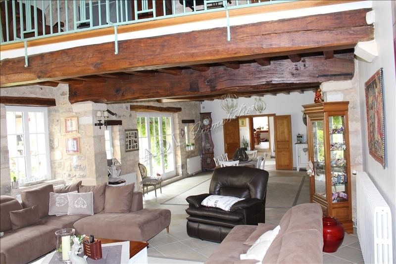 Deluxe sale house / villa Gouvieux 1565000€ - Picture 2