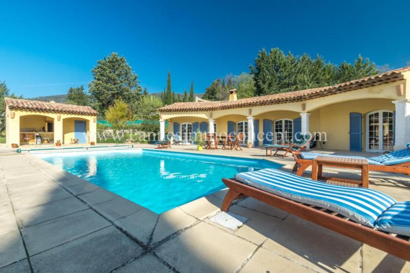 Sale house / villa Seillans 535000€ - Picture 1