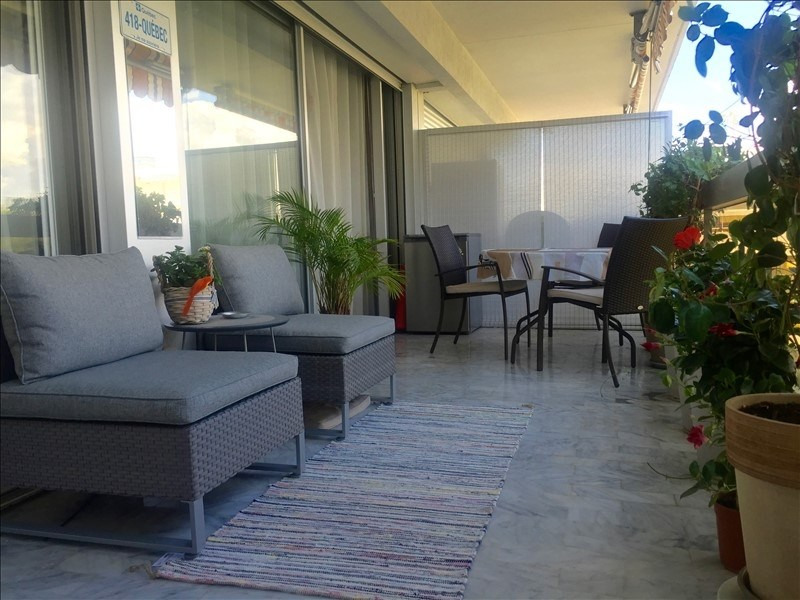 Sale apartment Juan les pins 249 000€ - Picture 2