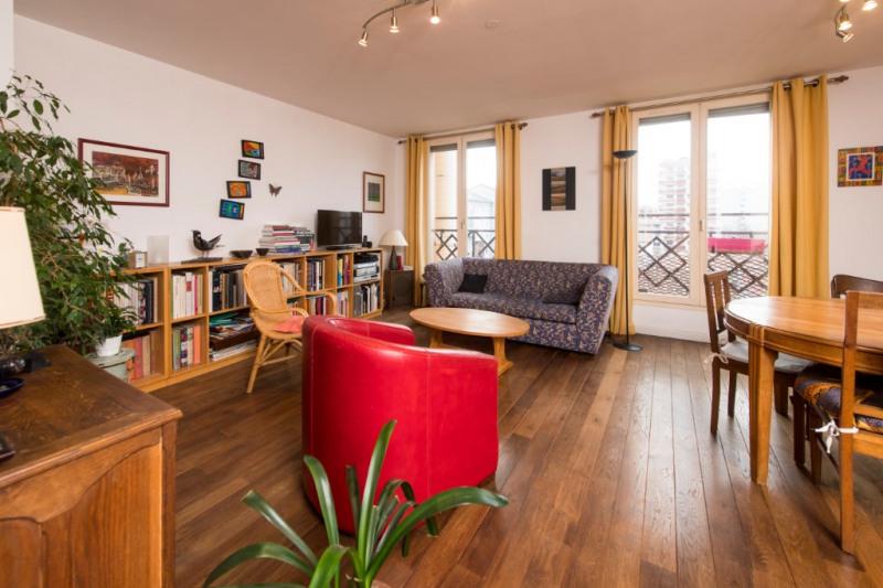 Sale apartment Lyon 6ème 498000€ - Picture 3