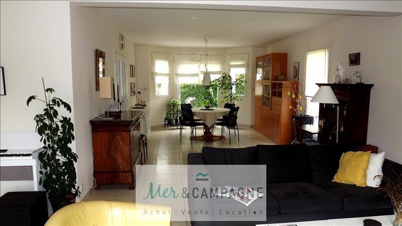 Sale house / villa Quend 416000€ - Picture 2
