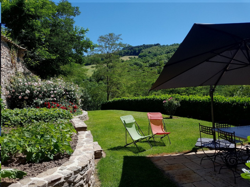 Vente de prestige maison / villa Yzeron 650000€ - Photo 9