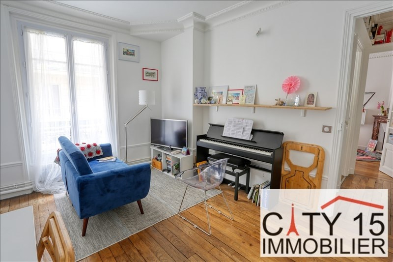 Vente appartement Paris 15ème 410 000€ - Photo 1