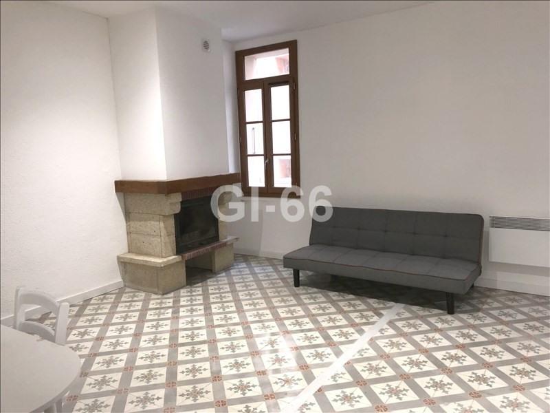 Rental apartment Perpignan 440€ CC - Picture 1