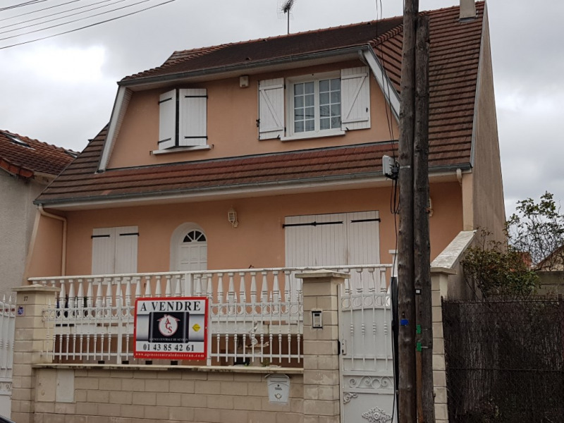 Sale house / villa Livry gargan 435 000€ - Picture 1