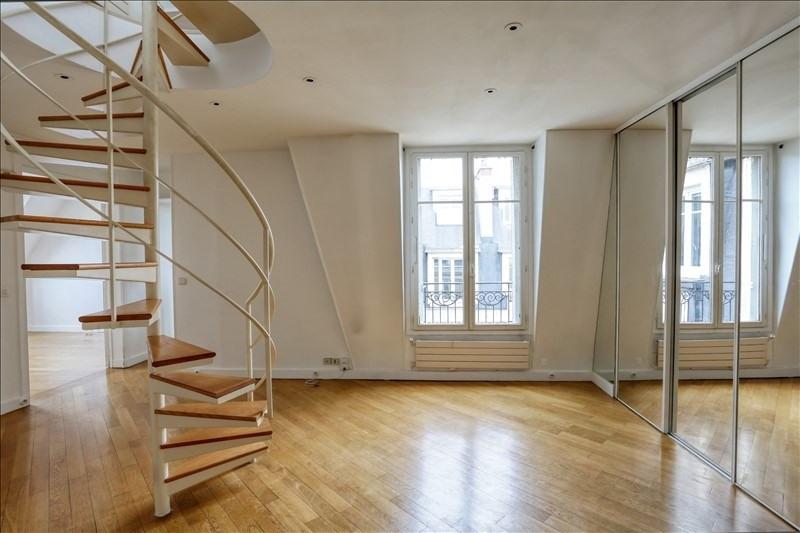 Revenda apartamento Paris 15ème 785000€ - Fotografia 1