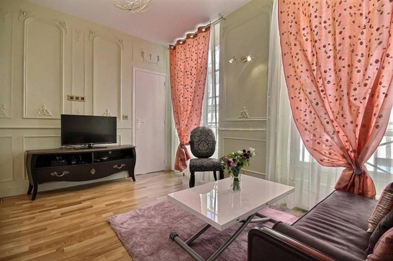 Vente appartement Paris 1er 430000€ - Photo 1
